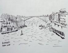 Ponte de Arrabida - Piotr Smogór