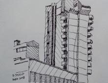 wieżowiec w Balhao - Piotr Smogór