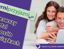WierniPrzyjazni.pl, reklama prasowa, 2012. Wrocław